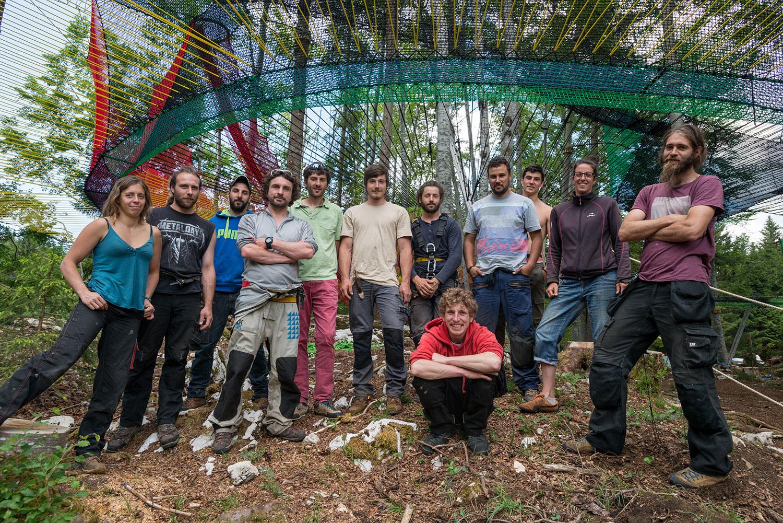 Gaia Lamoura chantier 19