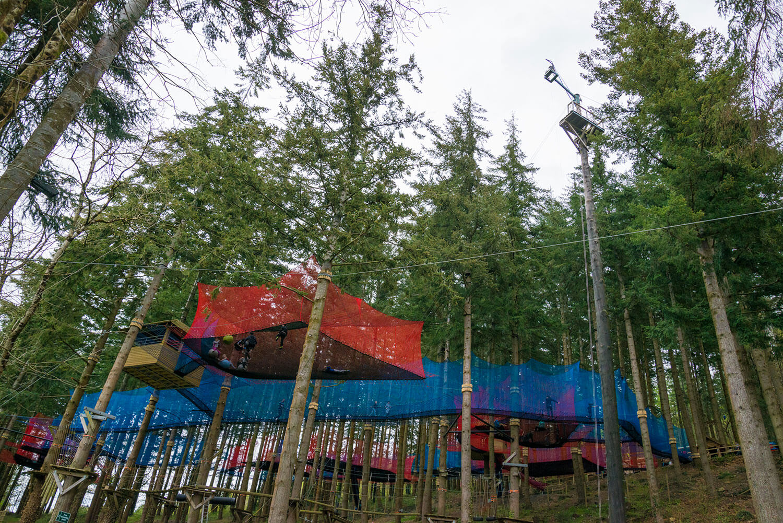 Zipworld forest 3