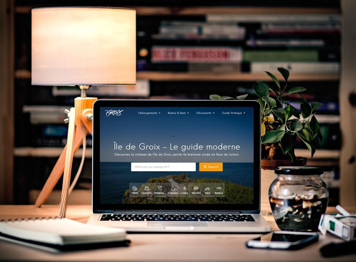 Groix Online, le guide en ligne de l'île de Groix