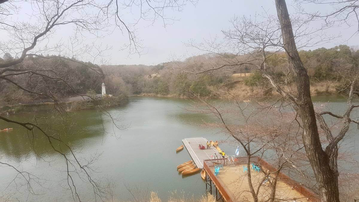 vue lac Hanno.uk